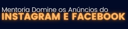 Logo - Mentoria Instagram e Facebook Ads