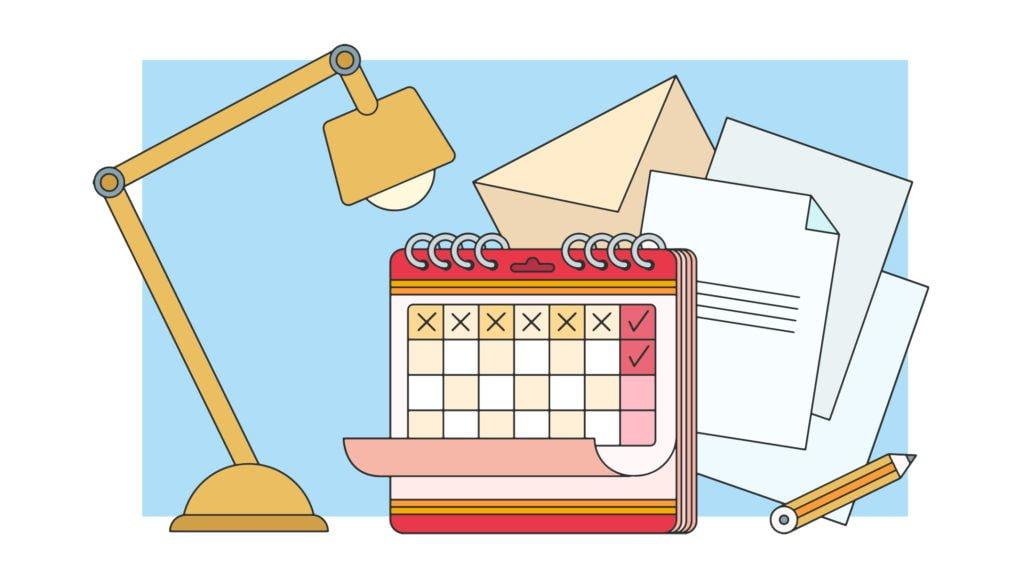 André Lobo - Como construir uma rotina de trabalho - Agenda