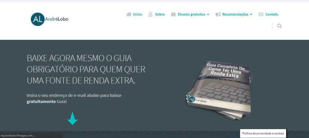 André Lobo - Porque criei esse blog de empreendedorismo digital - Blog 1