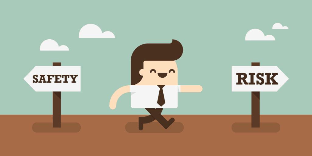 O que é empreendedorismo - Risco